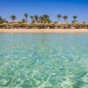 Weihnachten: 7 Tage Hurghada im 5* All Inclusive Hotel mit All Inclusive, Flug, Transfer & Zug nur 248€