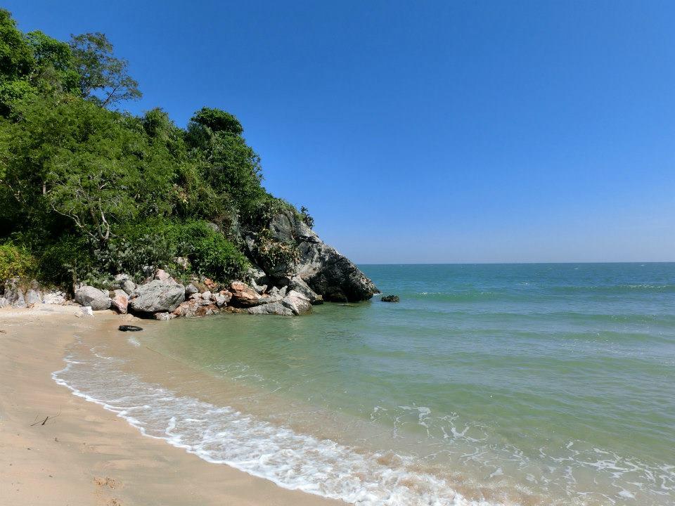 Adria Küste Strand