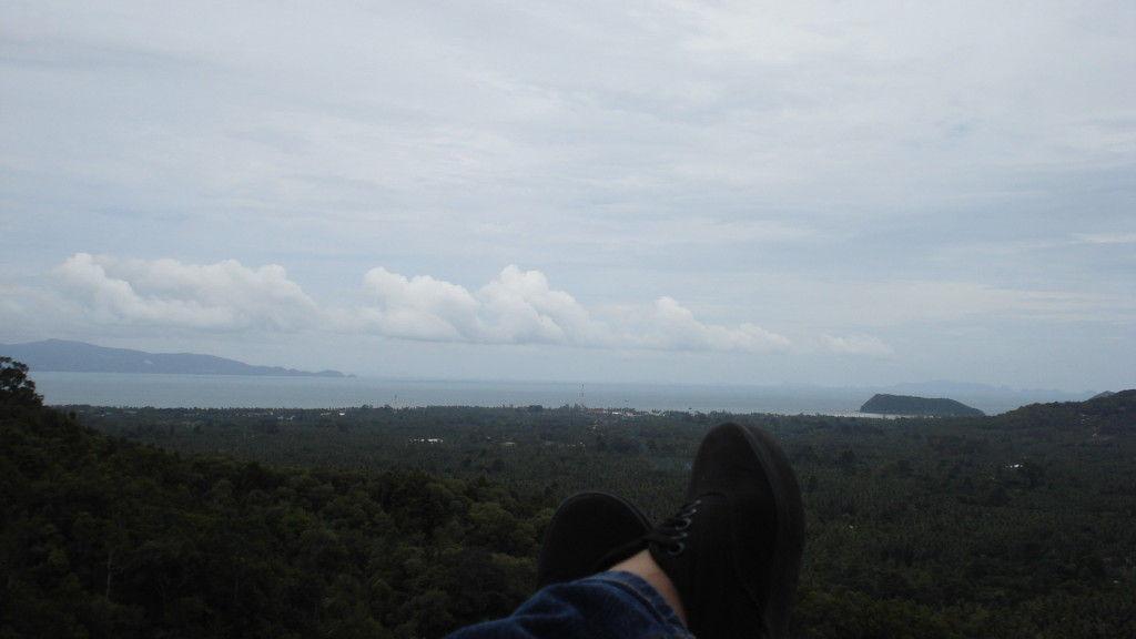 Ausblick Koh Phangan