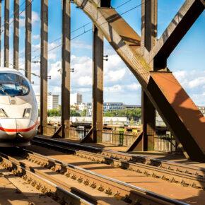 Sommer-Ticket der Bahn: 4 flexible Fahrten durch Deutschland nur 24€/Fahrt