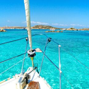 Italien Sardinien Segeln