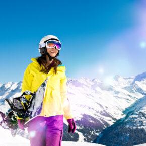 4-8 Tage Skiurlaub am Arlberg im TOP 3* Hotel mit Frühstück ab 99€