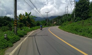 Unterwegs nach Pai