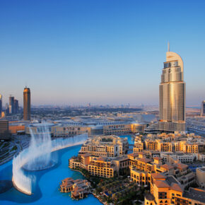 Kurzurlaub (5 Nächte) in Dubai mit Flug, gutem Hotel und Frühstück nur 388 €
