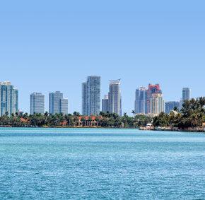 Miami hin und zurück nur 376 Euro ab Deutschland