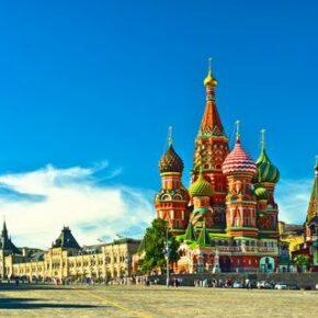 3 Tage Moskau incl. Flug und Hostel nur 178 €