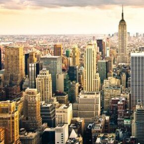 Mit Lufthansa nach New York nur 439 € pro Person