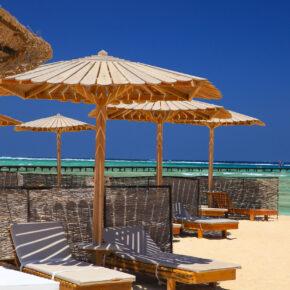 Single Urlaub: 1 Woche 4* Ägypten mit Halbpension, Flug & Transfer nur 367€