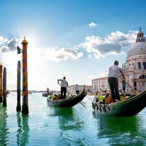 Proteste in Venedig: Mit Drehkreuzen gegen Massentourismus