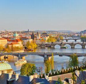 3 Tage Prag mit gutem Hotel und Frühstück nur 29,50 € p. P., 69,50 € mit Anreise