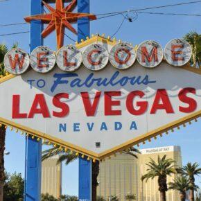 5 tägige Las Vegas Reise mit Flug, Hotel & Zug ab 599€