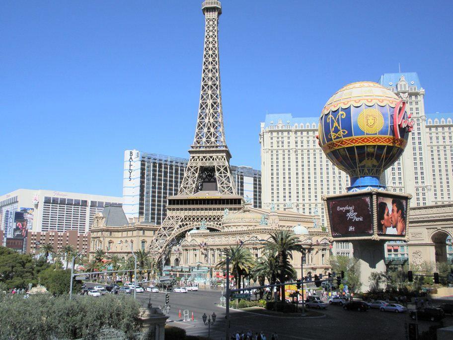Las Vegas Flug Und Hotel