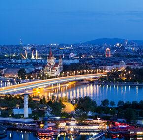 3 Tage Wien im 4*-Hotel mit Frühstück und Flug für nur 170 €