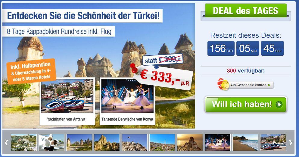 Türkei_Rundreise
