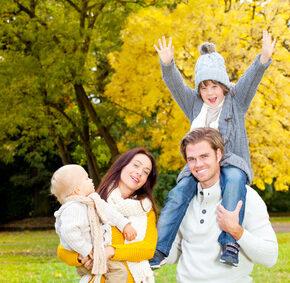 Familienurlaub - z. B. 5 Tage Lüneburger Heide für 209 € zu viert uvm.