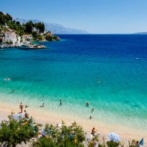 Sommer in Zadar, Pula & Split: Kroatien Flüge ab 8€