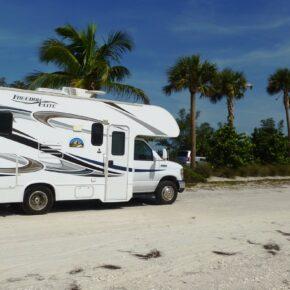 2 Wochen Camper in den USA kostenlos mit 500 $ Tankgeld