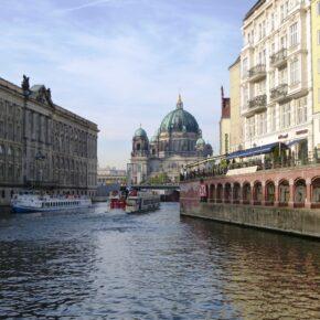 Wochenende Berlin mit 4* Hotel und ICE-Anfahrt nur 122,92 €