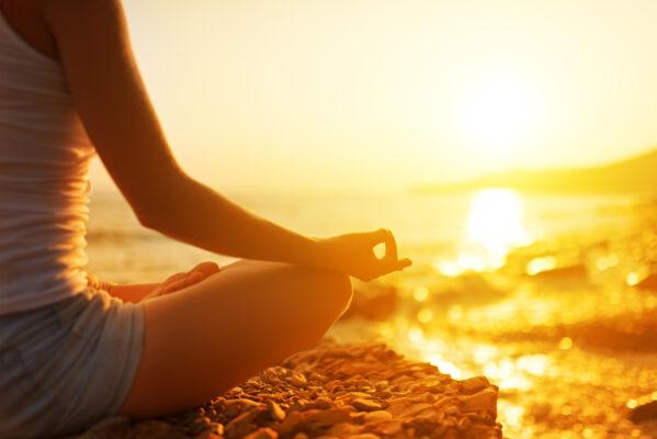 Wellnness und Entspannung am Strand