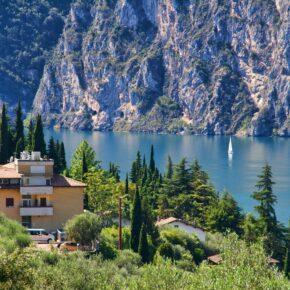 Sommer: 4 Tage Gardasee im TOP 3* Hotel für nur 78€