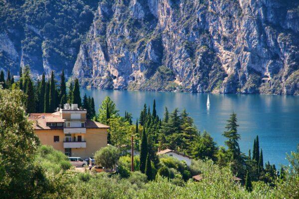 Gardasee Lago di Garda Trento Italien