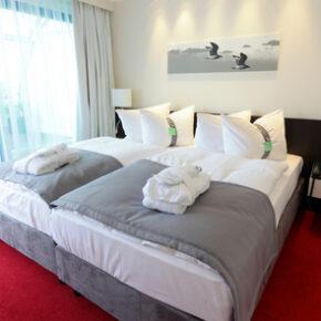 72-Stunden-Aktion bei Hotels.com - 50 % Rabett zzgl. 10 %-Gutschein