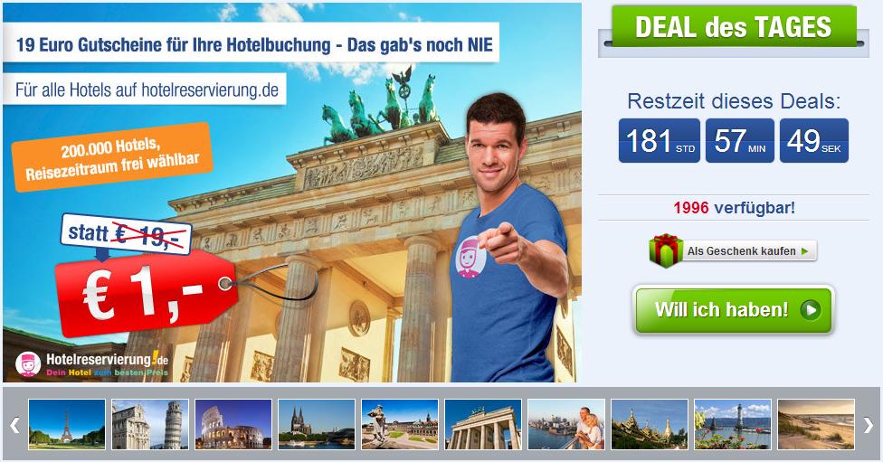 Gutschein Weg De Nur Hotel