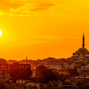 4 Tage Städtereise Istanbul mit Flug, 4* Hotel & Frühstück ab 129 €