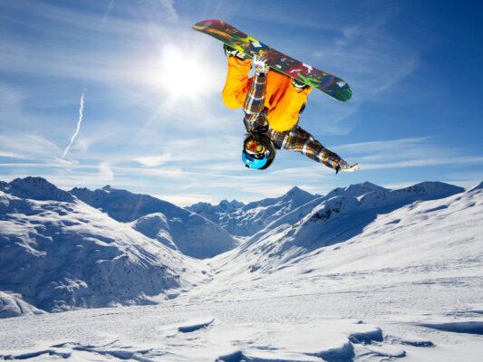 Ski und Snowboard Urlaub