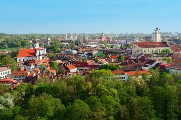 Städtereise Vilnius