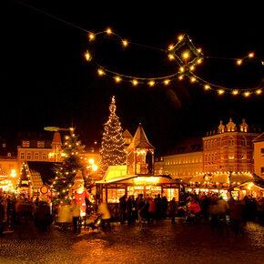 3 Tage XMAS-Shopping Salzburg im 4*-Hotel mit Bahnfahrt für nur 158 €