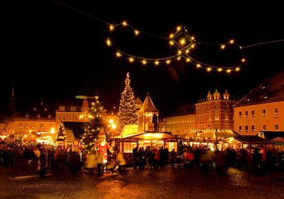 Annaberg-Buchholz Weihnachtsmarkt - Annaberg-Buchholz christmas market 07
