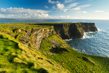 Irland Klippen