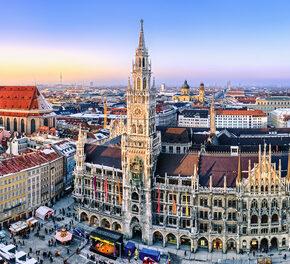 Kurztrip München: 3 Tage im zentralen TOP 3* Hotel inkl. Frühstück nur 54€