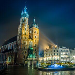 3 Tage Wochenendtrip in Warschau oder Krakau in Polen im zentralen 3* Hotel nur 9€