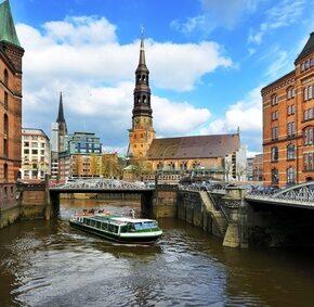 3 Tage 4* Hotel-Gutschein Hamburg für nur 75 € mit Frühstück