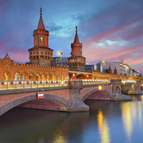 2 Nächte über 1. Mai in Berlin mit 4* Hotel und Zug-Anreise nur 136 Euro