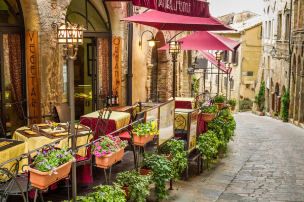 Italien, Romantik-Urlaub