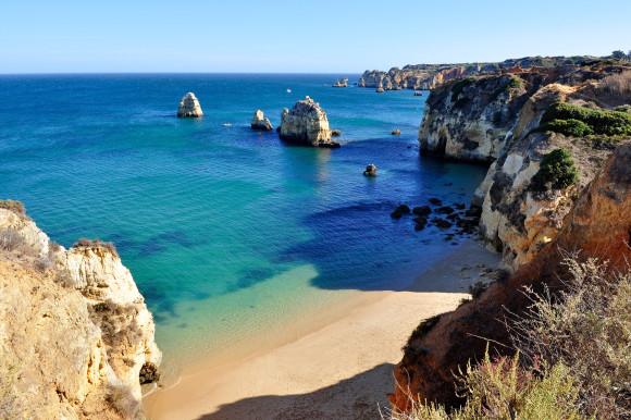Pinahao Strand Algarve, Portugual
