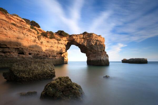 Algarve in Portugal