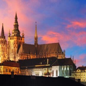 Wochenende in Prag: 3 Tage im tollen 4* Hotel inkl. Frühstück nur 33€