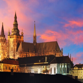 Kurztrip Prag - 3 Tage im 5*-Luxus Hotel inkl. Frühstück ab nur 119€