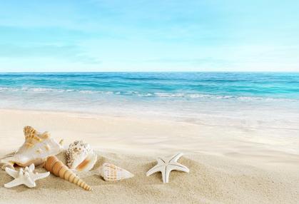 Urlaub am Strand