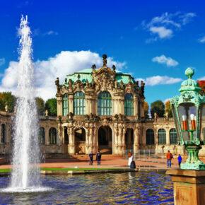 Ostern: 4 Tage Dresden, gutes 4* Hotel mit Zuganreise nur 152 €