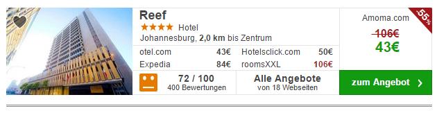 Johannesburg Hotel