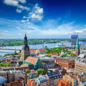 Riga Städtetrip: 3 Tage im 4* Hotel mit Flug & Frühstück ab 89 €