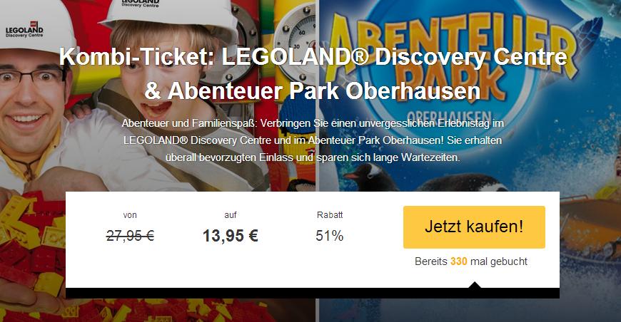 Legoland & Abenteuerland