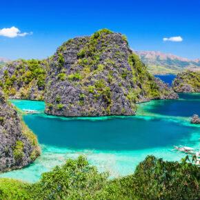 Flüge auf die Philippinen nur 409 € hin und zurück