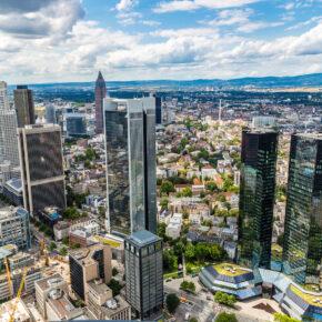 Frankfurt Finanzviertel