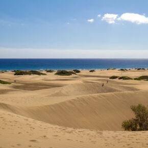 4 Nächte Gran Canaria über Ostern mit HP, gutem Hotel (100%) & Zug zum Flug nur 268 €